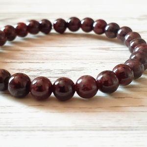 🖤3/$30🖤 Garnet Stone Bracelet